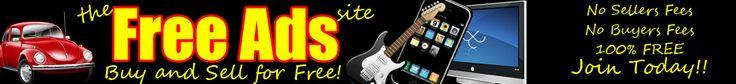 Free Classified Ads >> Free Classified Ads --> http://freeadssite.co.uk