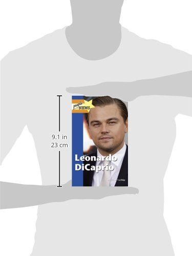 Leonardo DiCaprio (People in the News)