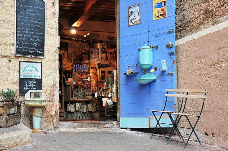 Panier: un village en plein coeur de Marseille