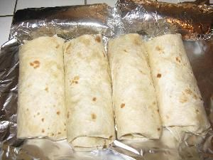 Blue Ribbon Macho Beef and Potato Burritos..These are AWESOME