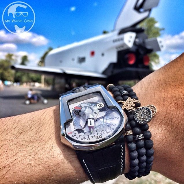 UR-202 WG, URWERK by Mr Watch Guide