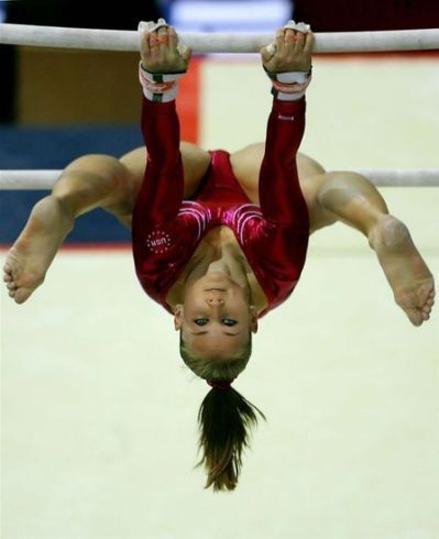 Amazing Flexible Female Gymnasts