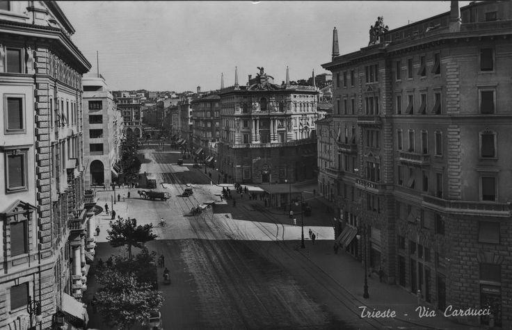 via carducci trieste   Trieste • Leggi argomento - Via del Torrente (Via Carducci) e ...