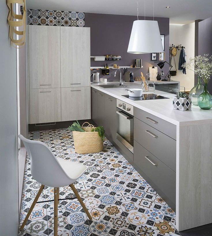 132 best jouer avec le bois pour une cuisine quip e tendance images on pinterest living room. Black Bedroom Furniture Sets. Home Design Ideas