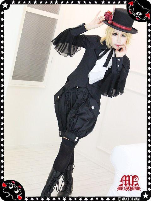 ロリィタ(ロリータ)のファッション、衣装のマキシマムは、不思議の国のアリス風、大きいサイズ、王子系、ゴスロリ、パンク、パニエ、