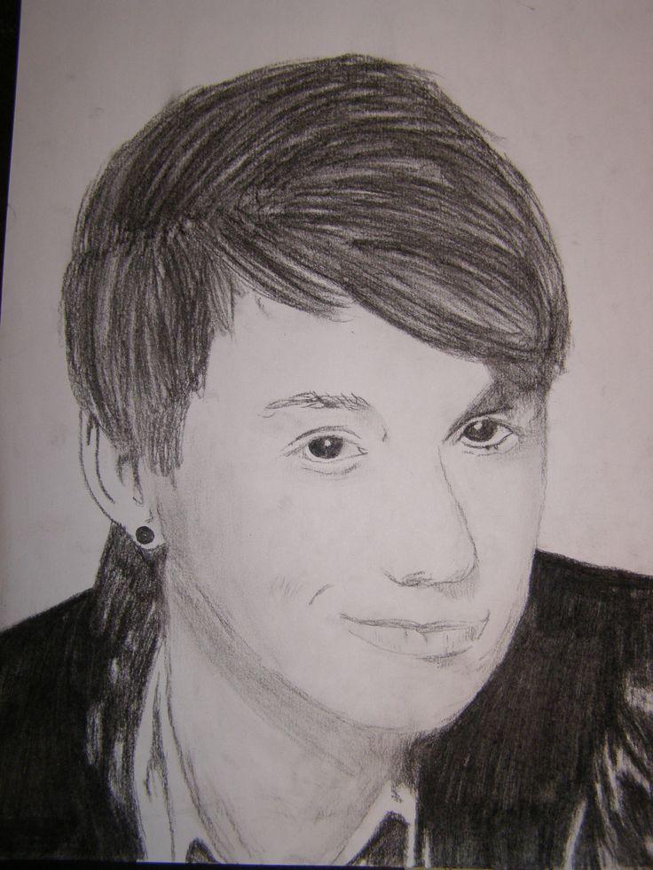 Dan Howell / YouTube / Drawing