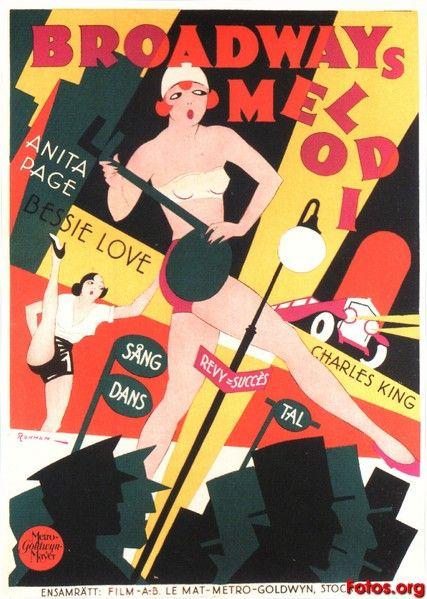 Mejor película en 1929, premiada con un Oscar.