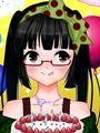 Rinmaru Games-Anime Happy Birthday Card Maker