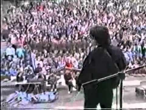 Концерт группы КИНО в Минске