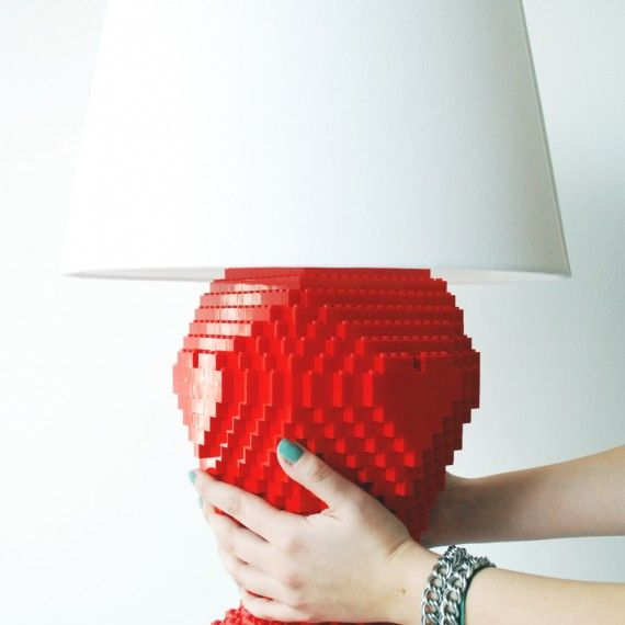 LEGO lamp #creativebrick