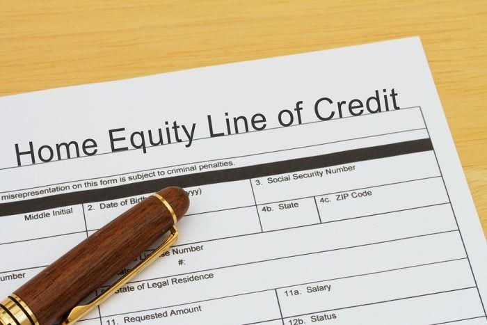 Home Equity Line Of Credit Guide And Tips