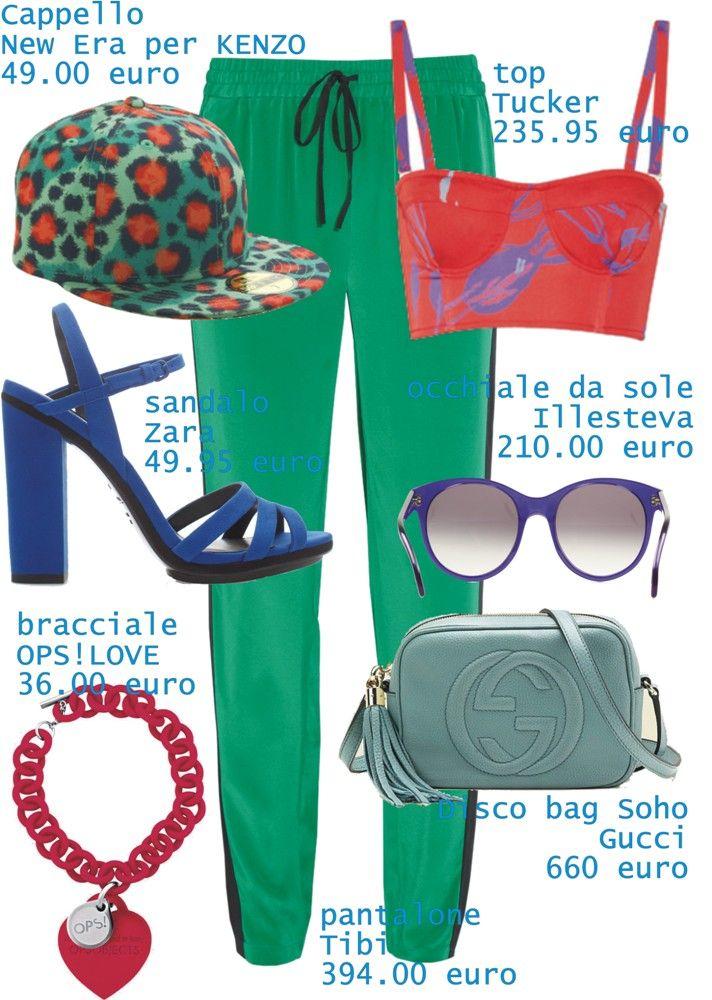 #29 || SS || Multicolour ‹ Blogging Fashion