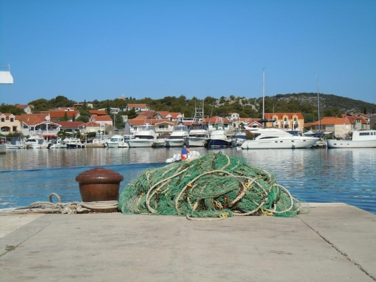 Jezera, Island Murter, Croatia