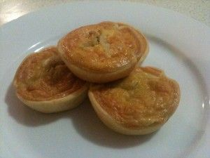 This is another fantastic use of Deli Chicken fromReal Meals. We call these 'pies' in our house, if the wordquichewas mentioned, my 3 cherubs would not touch them, lol! They are great for picnics, lunch boxes, parties, and weekend brunches.  Makes 12 mini quiches. 1 leek 1 clove garlic 20g veg oil 30g brown [...]