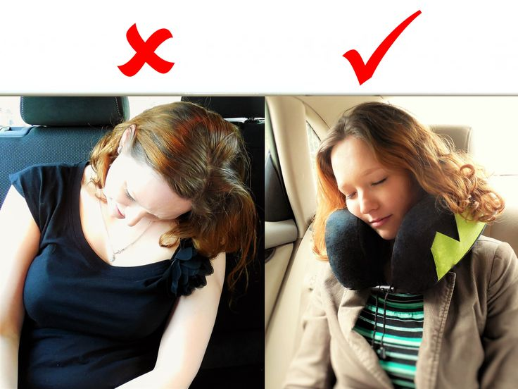 Did you know that traveling with travel pillows is safer than without?