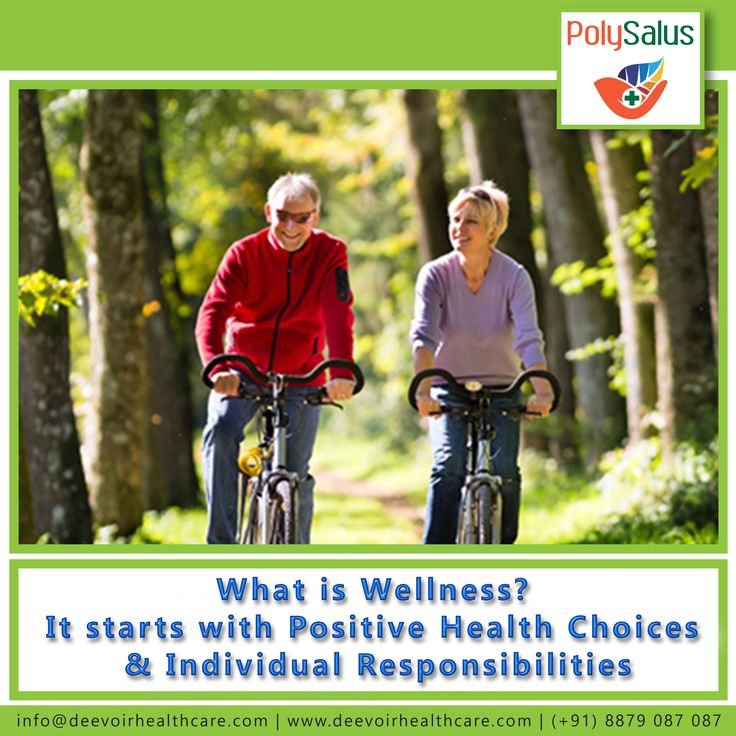 The key to #Wellness is to accept personal reponsibility for your #health &  well being #Polysalus Visit - http://bit.ly/29jOICB.