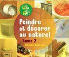 *** Patine blanche naturelle, Esprit Cabane, idees creatives et ecologiques