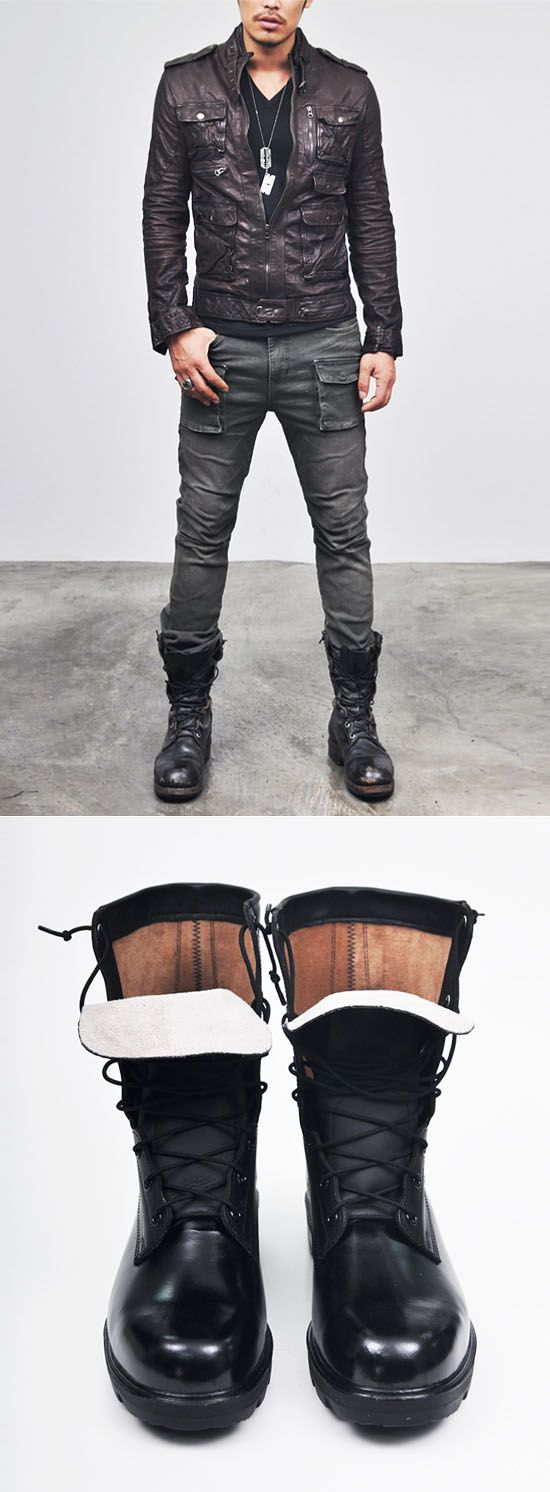 1000  ideas about Mens Boots Fashion on Pinterest | Men&39s shoes