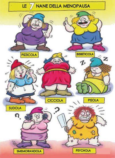 Le 7 Nane della menopausa http://www.wellvit.it/informazioni/69-sensovit-e-menopausa