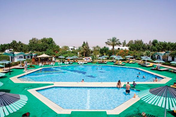 Soak Up Some Sun at the Ghazala Beach Hotel