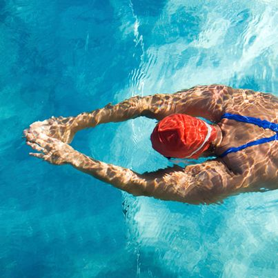 Swimming for fun, fitness and fat loss