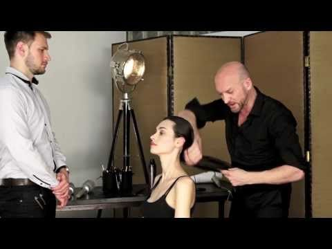The Ultra-Sleek High Ponytail Tutorial - The New Femme Fatale Autumn Winter 2013 Space NK