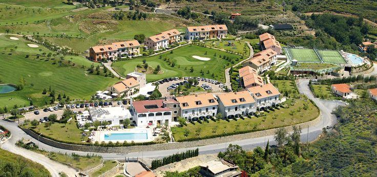 Castellaro Golf Hotel Resort & SPA 4* - Castellaro - Sanremo - Liguria - Italy