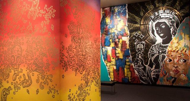 Miami Style Graffiti crew vandals 'bomb' HistoryMiami museum walls | News  - Home