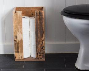 17 best ideas about rangement papier toilette on pinterest deco wc stockag - Rangement papier toilette ...
