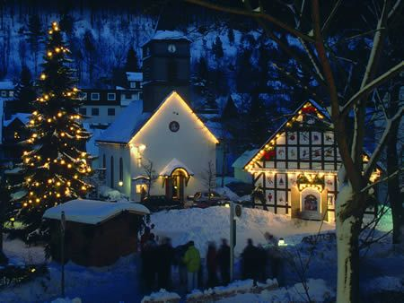 Willingen, Sauerland, Germany