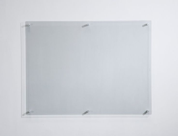 """Amazon.com : Clear Glass Dry-Erase Board - 35 1/2"""" x 47 1/4"""" - 90 x 120 cm : Glass White Board : Office Products"""