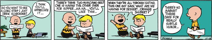 Peanuts Begins by Charles Schulz for Feb 17, 2018 | Read Comic Strips at GoComics.com