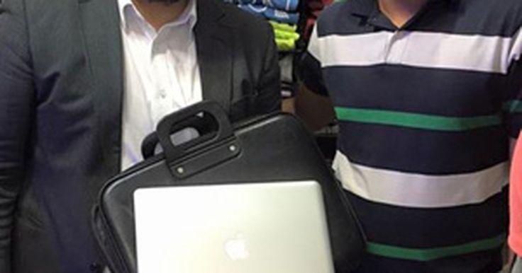 Feirante acha bolsa com R$ 9 mil em eletrônicos e devolve a dono no DF