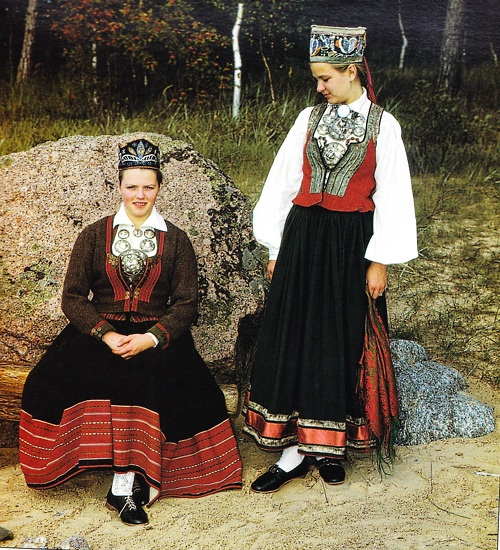 Of Latvian Women Culture And 41