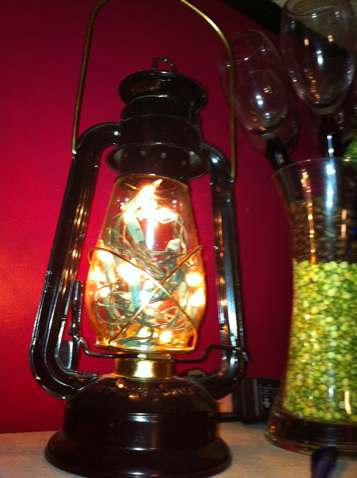 Lights & Lantern