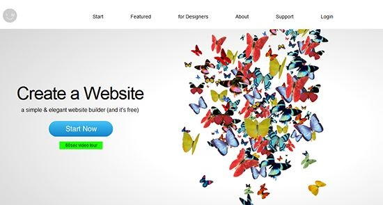 How to create a website without any web development skills