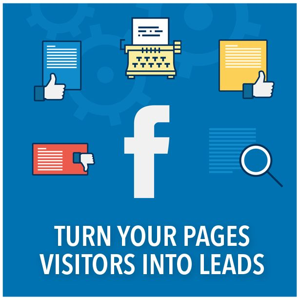 Turn your Facebook business page into a lead generating, brand building tool.   Don't know how? Contact us today.  http://www.smallbizbuzzmarketing.com