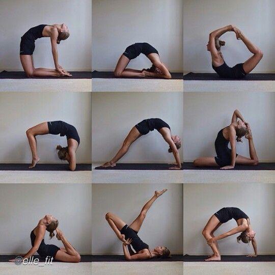 work on back flexibility