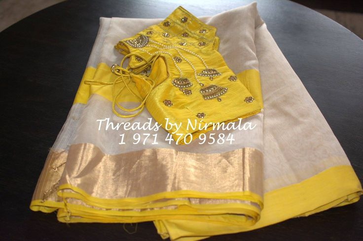 threads by nirmala. Collections.Contact : 9989234560.