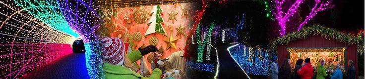 Cambria Christmas Market in California
