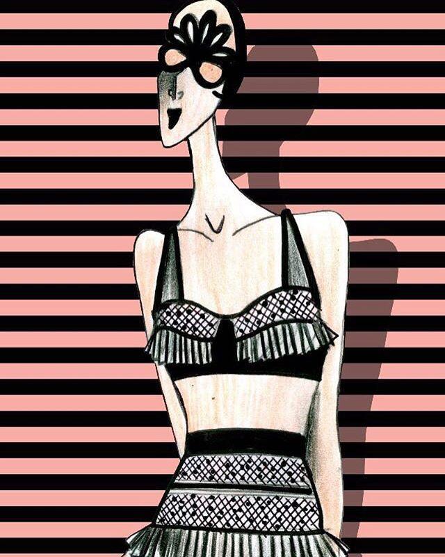 Depois de abordar dois temas densos - Refugiados e Transfobia - Ronaldo Fraga (@fragaronaldo) lança neste @spfw linha praia inédita em desfile agendado para a quarta-feira dia 30 com direito a biquíni sunga maiô saída e outros modelos. A ideia é evocar o desejo por dias mais leves e poéticos. As peças estão sendo produzidas em parceria com Silvia Schaefer Beachwear (@bysilviasc). (Via @silvanaholzmeister)  via HARPER'S BAZAAR BRAZIL MAGAZINE OFFICIAL INSTAGRAM - Fashion Campaigns  Haute…