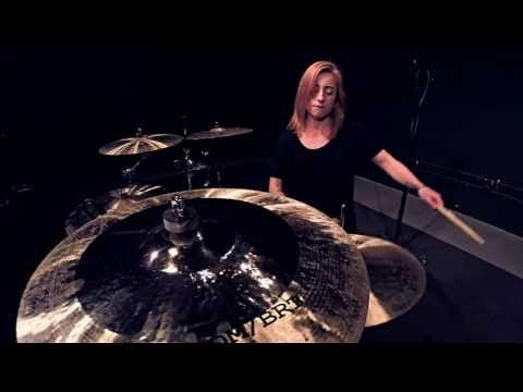 Lindsey Raye Ward - 80s Mercedes - Maren Morris (Drum Cover) - YouTube