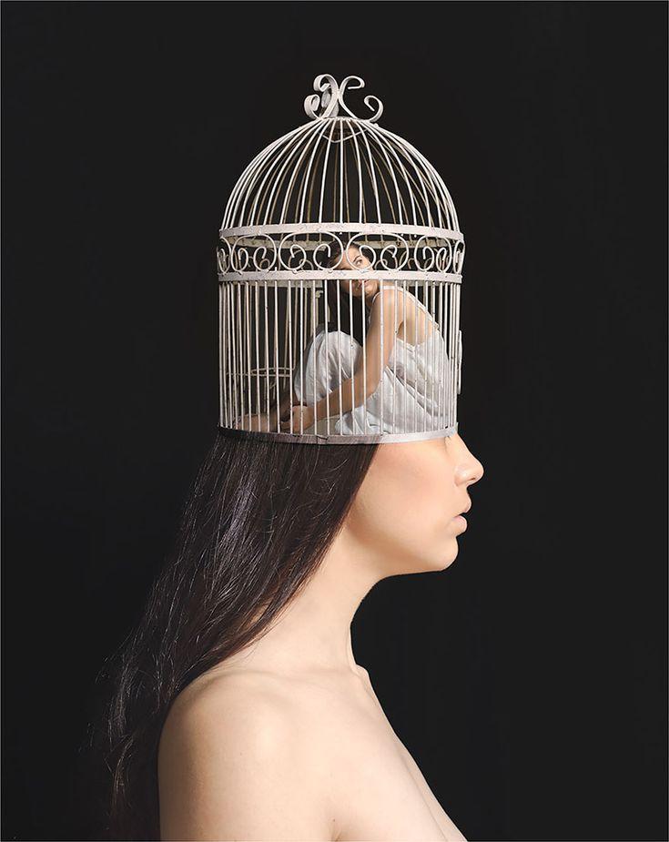 Des photos artistiques pour décrire les troubles liés à l'anxiété
