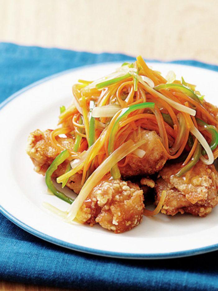 八方だしの旨みでいつものから揚げが上品な和風に|『ELLE gourmet(エル・グルメ)』はおしゃれで簡単なレシピが満載!