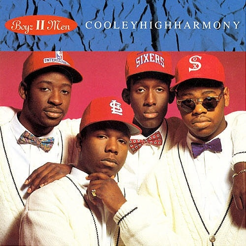 """LOVE Boys II Men and this classic album. This is the deluxe version. It includes """"End of the Road"""" and many remixes of their most popular songs, like """"Uhhh Ahhh""""."""