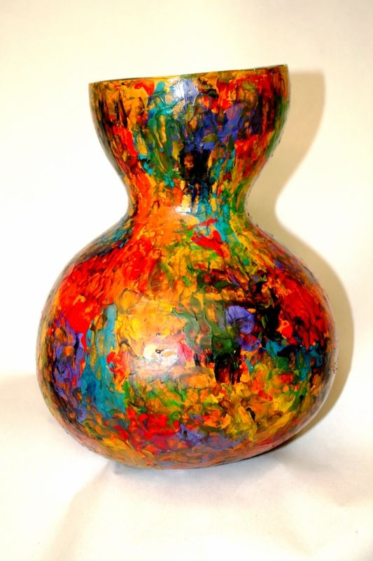 17 best images about gourds painting and dying techniques
