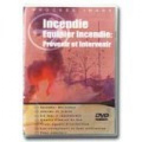 Formation incendie 1ère intervention-film DVD