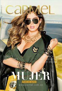 Catalogos Avon, Moda Casa, Dupree, Carmel, Napoli, Leonisa Virtual Online.: Catalogo Carmel Folleto 08 Mayo 2017 Colombia