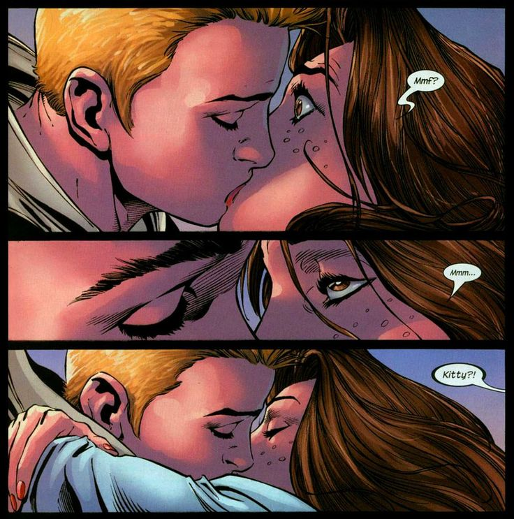 rogue and iceman relationship