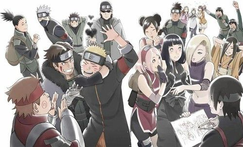 Naruto DVD cover